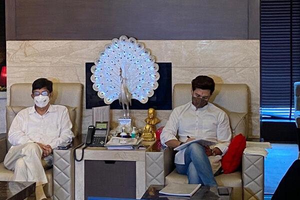 एलजेपी अध्यक्ष चिराग पासवान ने कहा - नीतीश कुमार के नेतृत्व में चुनाव नहीं लड़ने का लिया फैसला