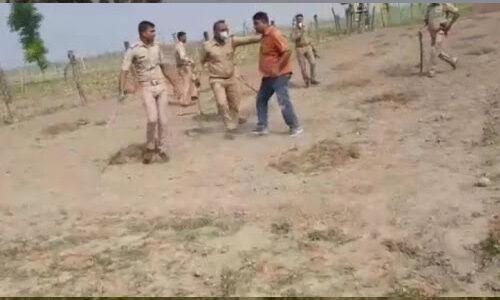 बलिया गोलीकांड : मुख्य आरोपी धीरेंद्र को 14 दिन की न्यायिक हिरासत