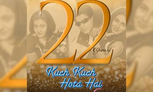 फिल्म कुछ-कुछ होता है के पुरे हुए 22 साल, काजोल ने किया स्पेशल पोस्ट