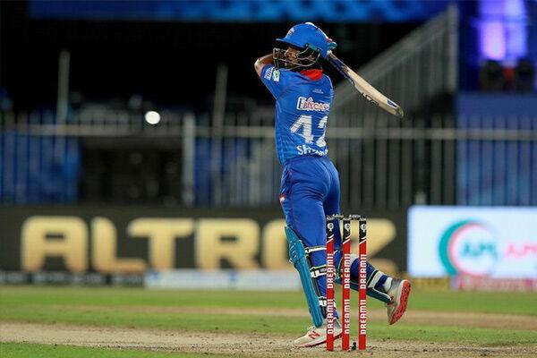 दिल्ली कैपिटल्स ने चेन्नई सुपर किंग्स को 5 विकटों से हराया