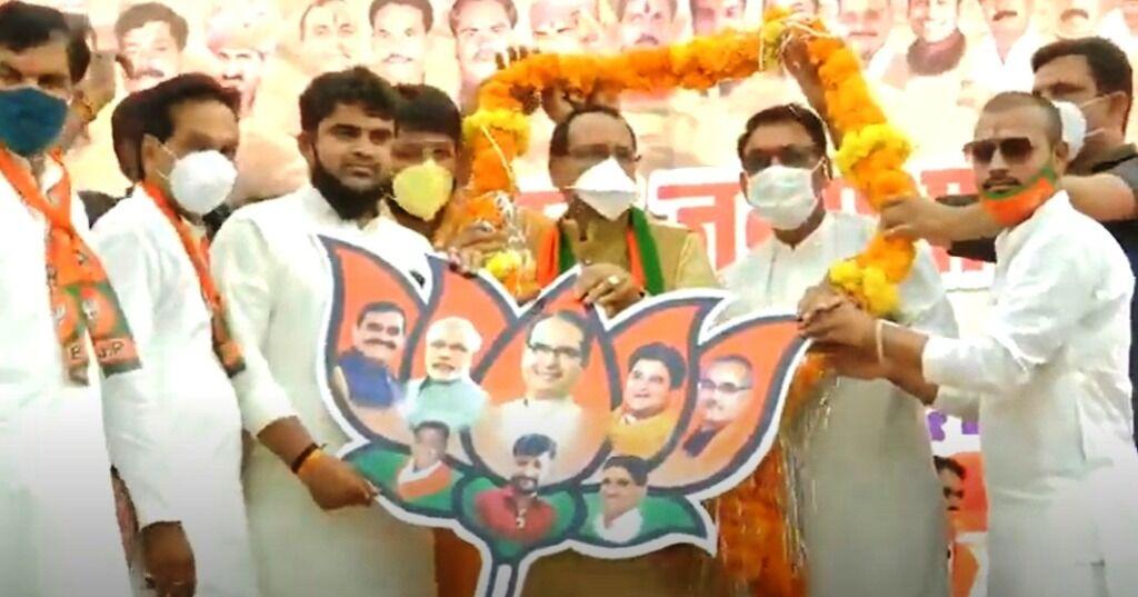 उपचुनाव का परिणाम बताएगा की कौन प्रदेश चलाएगा : मुख्यमंत्री शिवराज सिंह