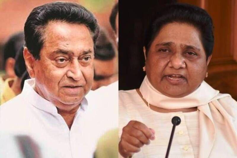 कमलनाथ की बढ़ी मुश्किलें, मायावती ने की आलोचना, महिला आयोग ने भेजा नोटिस