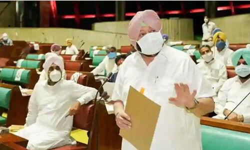 पंजाब : एमएसपी से कम कीमत पर उत्पाद खरीदने पर 3 साल की जेल