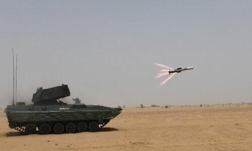 भारत के नाग एंटी-टैंक गाइडेड मिसाइल का फाइनल ट्रायल सफल