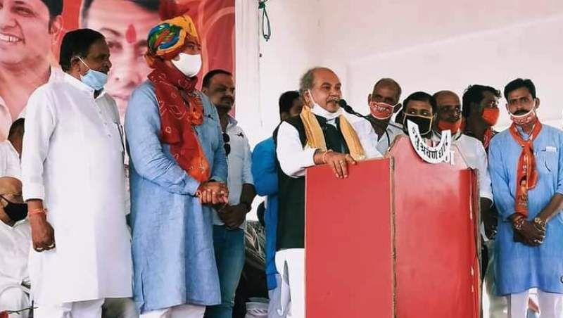 ज्योतिरादित्य सिंधिया भाजपा की विचारधारा को समझ रहे है : केंद्रीय मंत्री