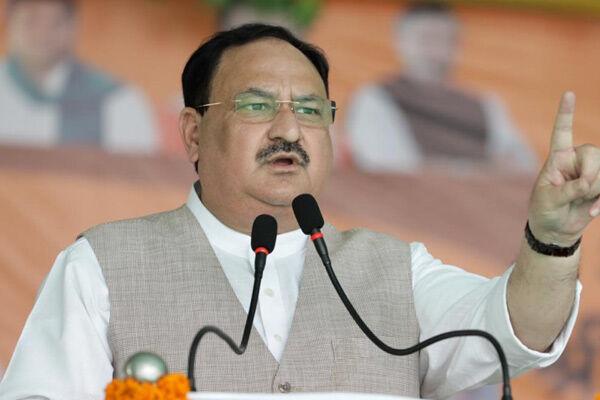 यूपीए सरकार के शासनकाल में प्रधानमंत्री पद को संस्थागत तरीके से कमजोर किया गया : जेपी नड्डा