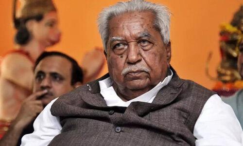 92 साल की उम्र में गुजरात के पूर्व मुख्यमंत्री केशुभाई पटेल का निधन