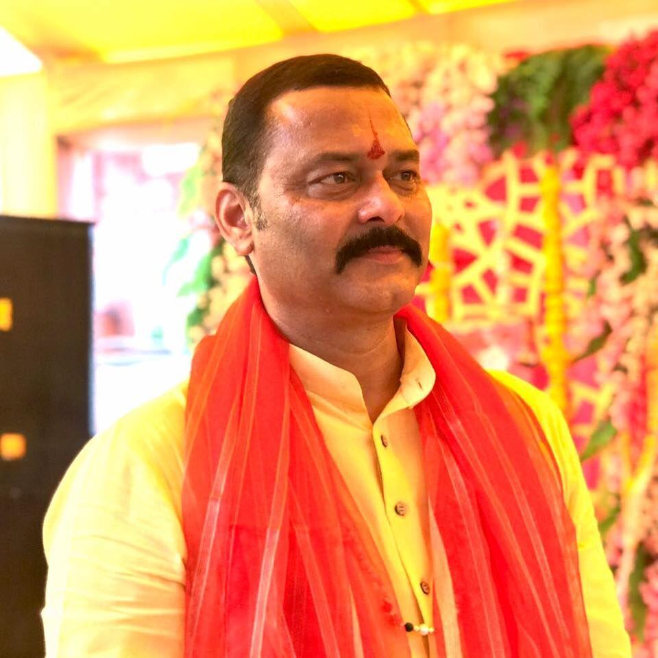 राष्ट्र धर्म सिर्फ भाजपा में : विधायक संजय पाठक