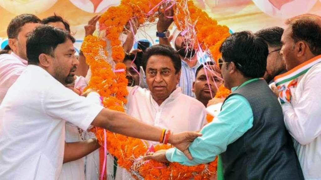 भाजपा के दिग्गजों ने संभाला चुनावी युद्ध का मोर्चा, अकेले पड़े कमलनाथ
