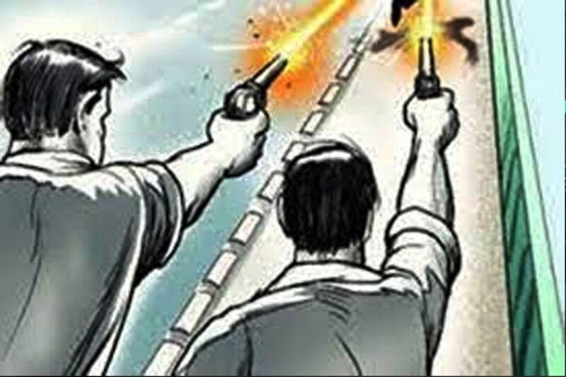 सुमावली विधानसभा के पचौरी के पुरा में चली गोलियां, एक व्यक्ति घायल