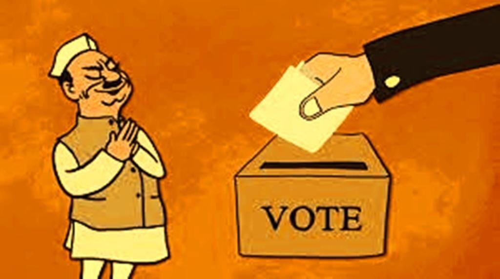 दागियों की भरमार: कांग्रेस ने उतारे 50 प्रतिशत उम्मीदवार