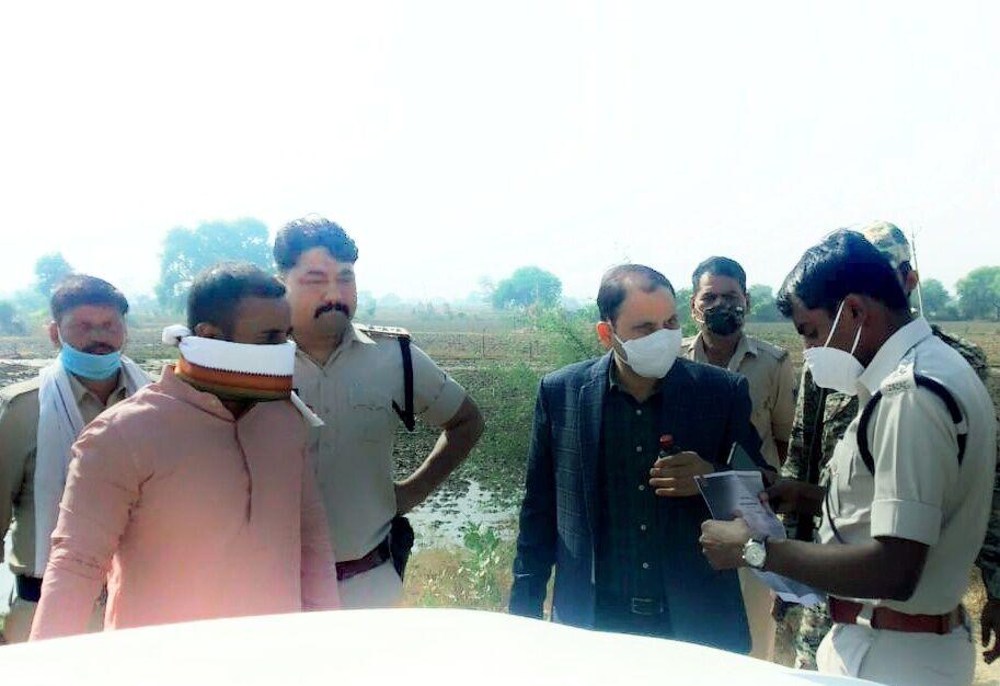 सुमावली विधानसभा में फिर फायरिंग, भिंड में प्रत्याशी व समर्थक नजरबंद, 1 हिरासत में