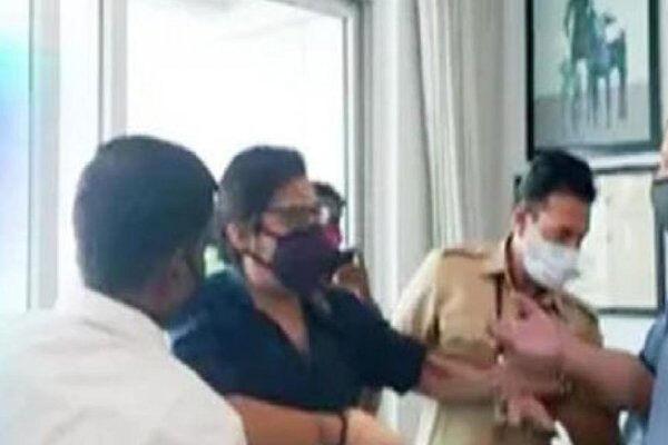 मुंबई पुलिस ने रिपब्लिक टीवी के एडिटर अर्नब गोस्वामी को किया गिरफ्तार, कुछ देर में पेशी