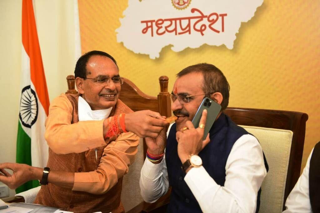 प्रदेश में शिव का राज कायम, 19  सीटों पर भाजपा को मिली जीत