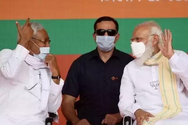 बिहार चुनाव परिणाम, राजग की फिर सरकार ,जीती 125 सीटें ,महागठबंधन ने जीती 110 सीटें