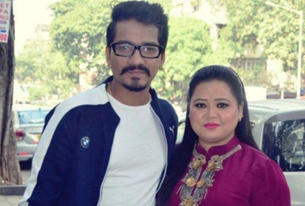 कॉमेडियन भारती सिंह के घर एनसीबी का छापा,ड्रग मिलने की आशंका