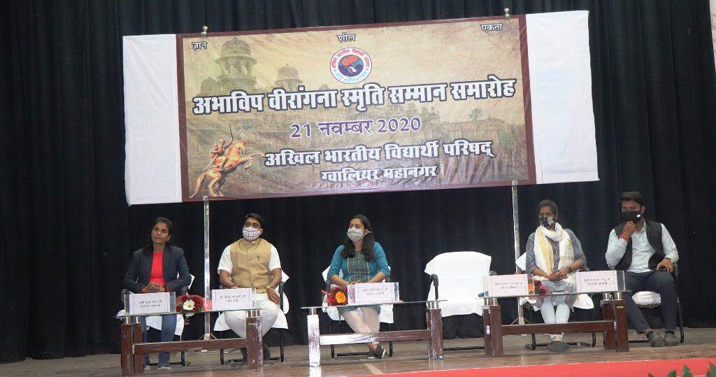 रानी लक्ष्मीबाई ने अंतिम समय तक अपनी प्रतिज्ञा को निभाया