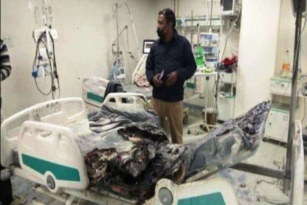 सिंधिया ने जेएएच में आग की घटना से मरीजों को बचाने वाले डॉक्टर्स को सराहा
