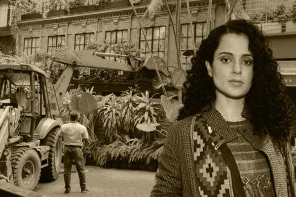 बॉम्बे हाईकोर्ट में कंगना की जीत, बीएमसी को देना होगा मुआवजा