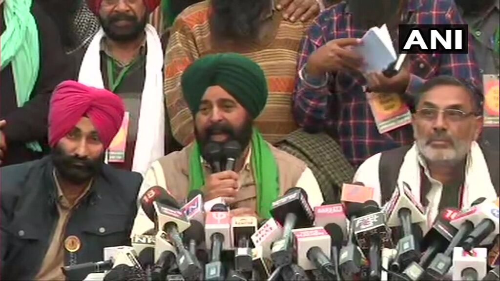 किसानों का 8 को भारत बंद और दिल्ली सील करने का ऐलान, कानून वापिस लेने पर अड़े