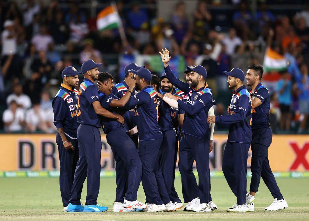 टी-20 सीरीज : भारत ने 11 रनों से ऑस्ट्रेलिया को हराया, लोकेश ने लगाया अर्धशतक