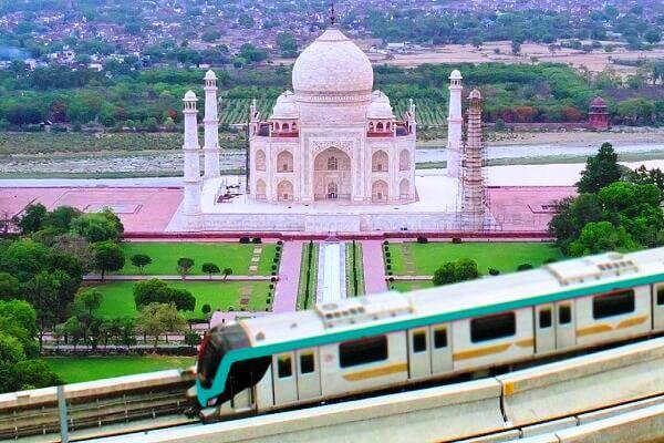 आगरा में शुरू होगा मेट्रो का निर्माण कार्य, प्रधानमंत्री 7 को करेंगे शुभांरभ