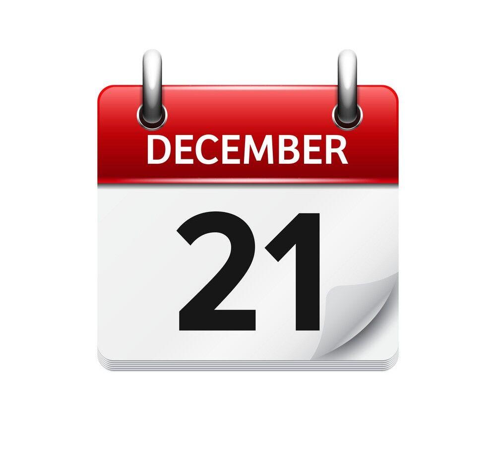 21 दिसंबर को वर्ष का सबसे छोटा दिन 10 घण्टे 34 मिनट का होगा