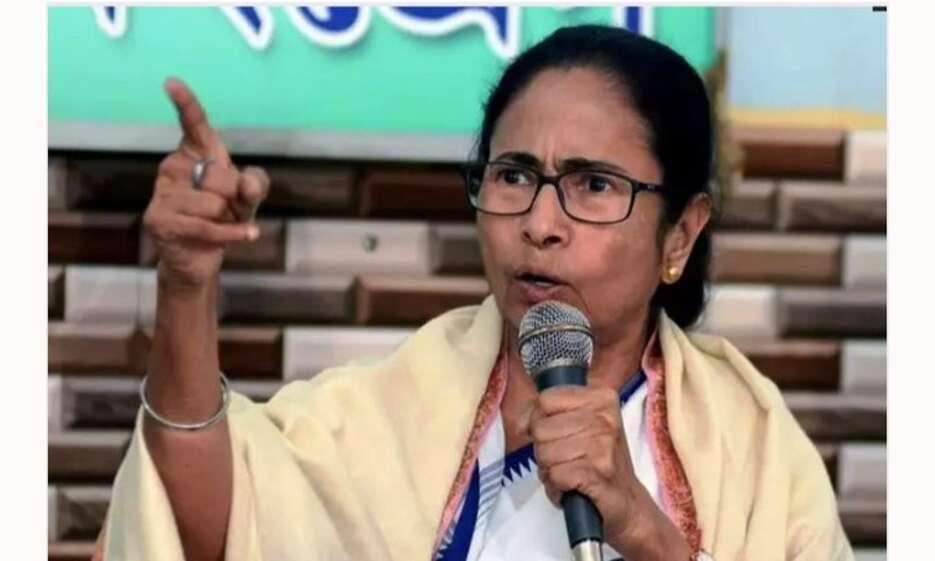 ममता बनर्जी का भाजपा पर आरोप, बताया झूठ का पुलिंदा