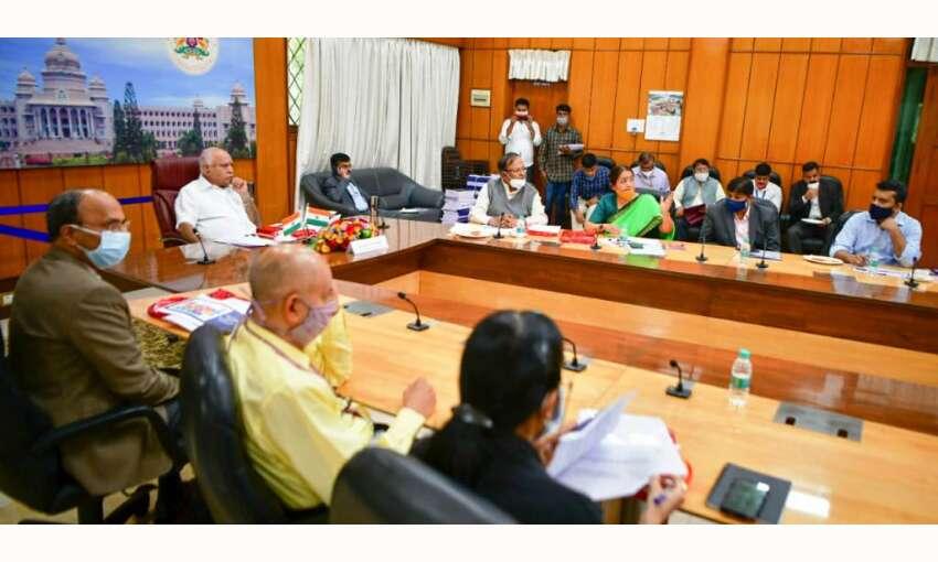कर्नाटक में 2 जनवरी तक लागू हुआ नाईट कर्फ्यू