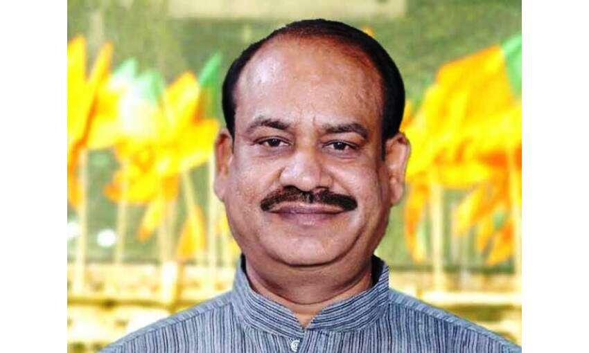 कर्नाटक विधान परिषद उपाध्यक्ष धर्मगौड़ा की मौत की उच्च स्तरीय जांच हो : ओम बिरला