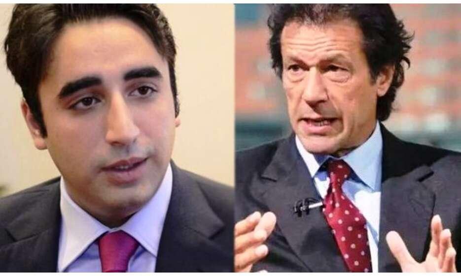 बिलावल भुट्टो ने पकिस्तान के प्रधानमंत्री इमरान खान से मांगा इस्तीफा