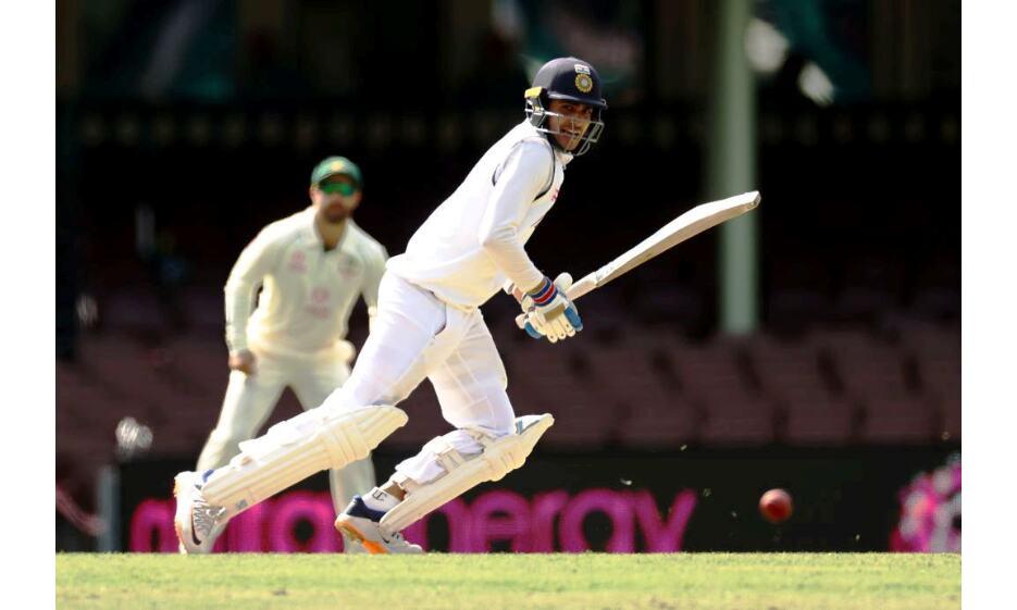 तीसरा टेस्ट :भारत ने 2 विकेट के नुकसान पर बनाये 80 रन