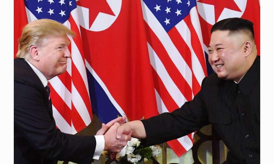 किम जोंग ने अमेरिका को बताया सबसे बड़ा दुशमन, कहा - राष्ट्रपति बदलने से नीति नहीं बदलती