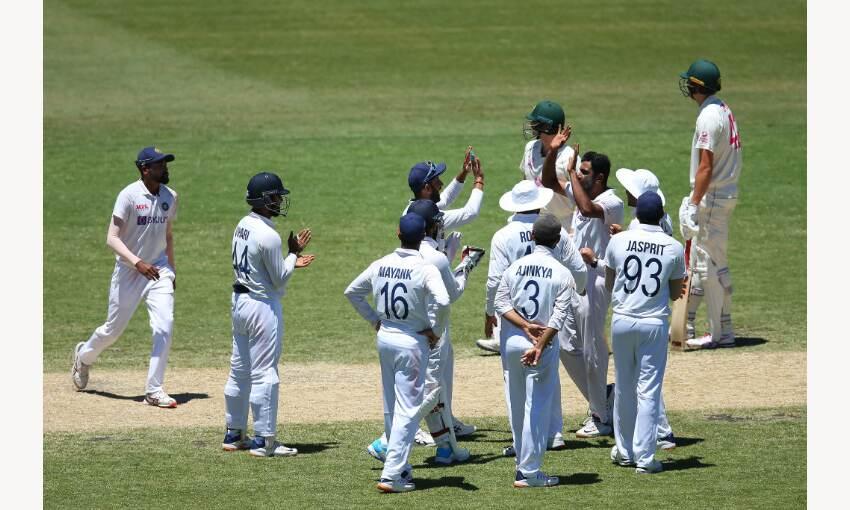 भारत ने दूसरी पारी में बनाये 98 रन, मिला 407 का लक्ष्य