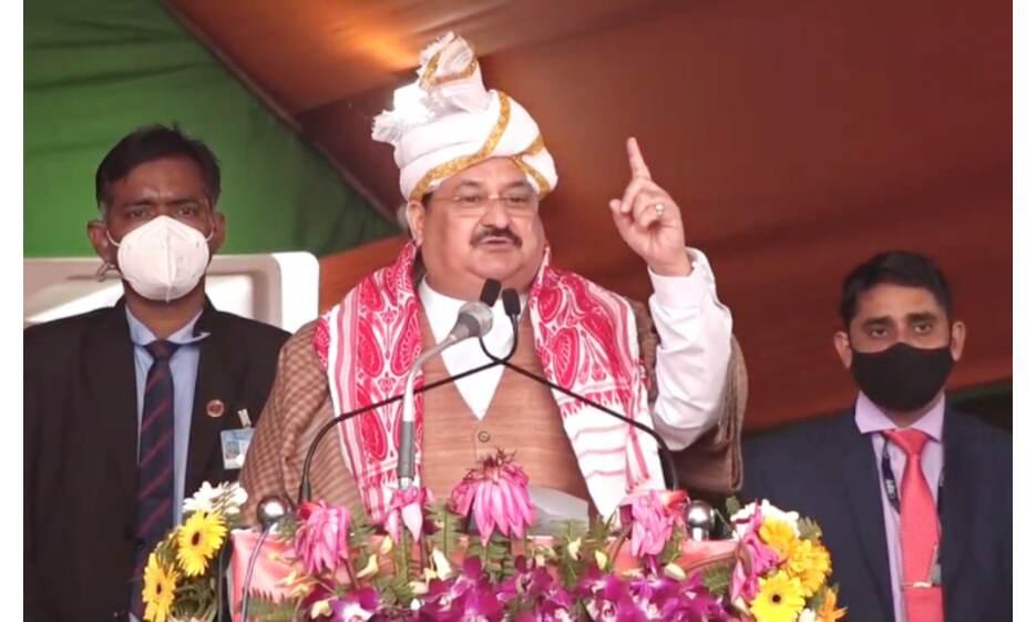 भाजपा ने असम की संस्कृति, भाषा और पहचान को उचित मान्यता दिलाने का कार्य किया : जेपी नड्डा