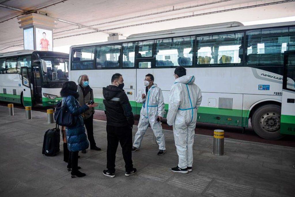 डब्ल्यूएचओ की टीम पहुंची चीन, कोरोना वायरस की उत्पत्ति की करेगी जांच
