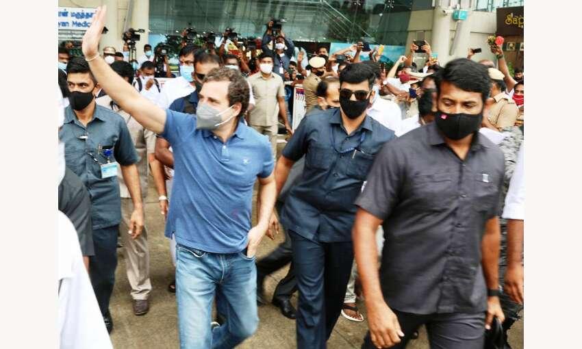 तमिलनाडु में कोरोना नियमों के साथ शुरू हुआ जल्लीकट्टू महोत्सव, राहुल गांधी हुए शामिल