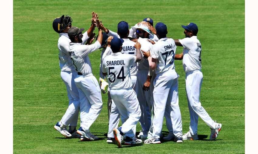 चौथे और अंतिम टेस्ट में ऑट्रेलिया की आधी टीम हुई आउट