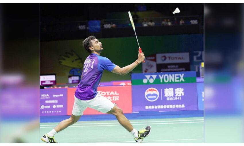 बैडमिंटन स्टार समीर वर्मा ने थाईलैंड ओपन क्वार्टर फाइनल में प्रवेश किया