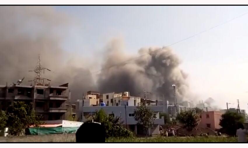 सीरम इंस्टीट्यूट ऑफ इण्डिया के प्लांट में आग, 5 की मौत, 6 घायल