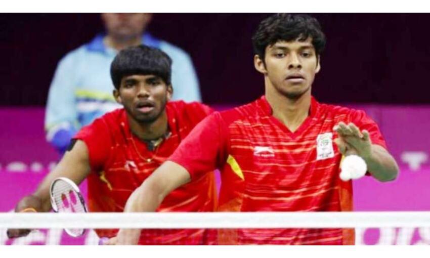 थाईलैंड ओपन के पुरुष युगल वर्ग में भारतीय चुनौती समाप्त, सात्विक और चिराग बाहर