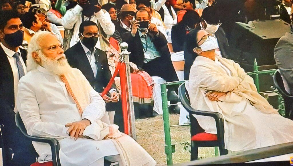 जय श्रीराम का नारा और ममता बनर्जी की चिढ़