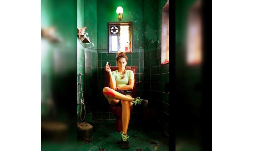 तापसी का फिल्म लूप लपाता से सामने आया फर्स्ट लुक,  बिंदास अंदाज में नजर आई