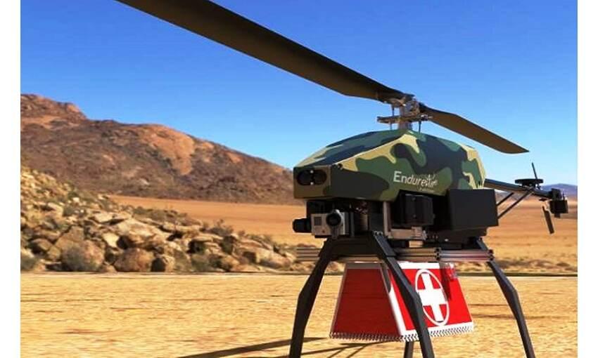 आईआईटी कानपुर ने बनाया 7 किग्राम का हेलकॉप्टर