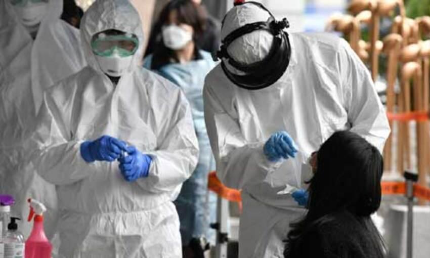 देश में कोरोना संक्रमित मरीज मिलने का नया रिकार्ड, 1.68 लाख नए मरीज