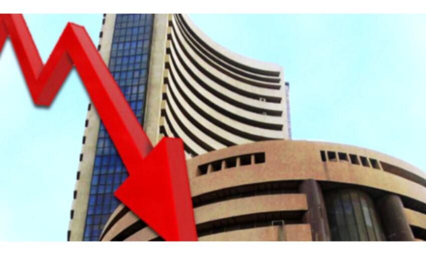 6 दिन बाद शेयर बाजार में बढ़त पर ब्रेक, सेंसेक्स में आई 19 अंक की गिरावट