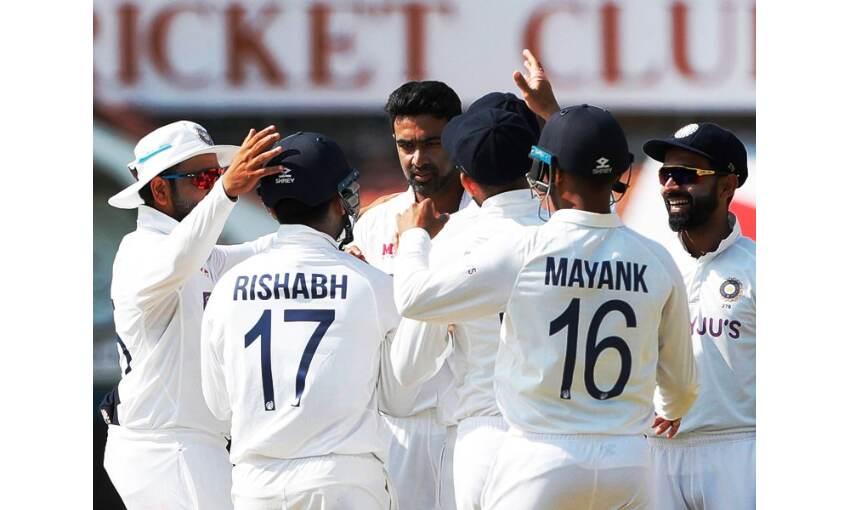 भारत ने इंग्लैंड को 317 रनों से हराया, सीरीज 1-1 से बराबर