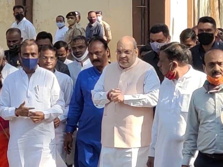 गुजरात : छह नगर निगम के लिए शांतिपूर्ण माहौल में हुआ मतदान, 23 फरवरी को वोटों की गिनती