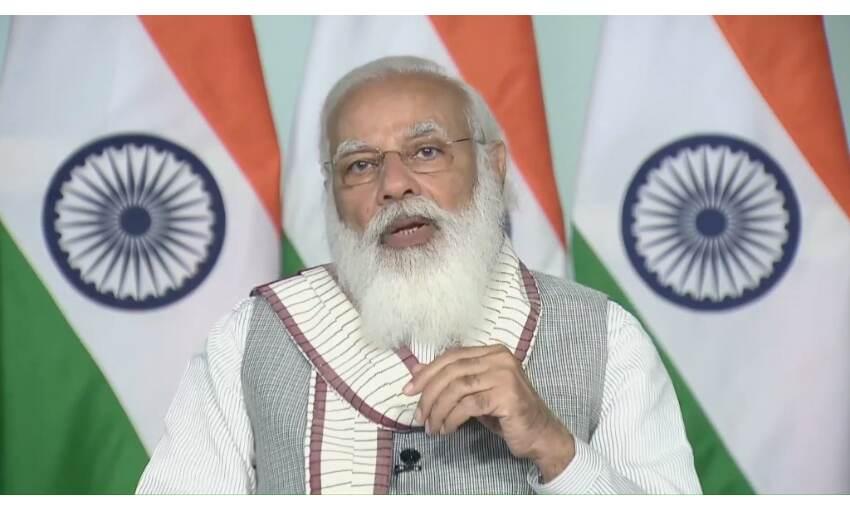भारत को स्वस्थ रखने के लिए सरकार चार मोर्चों पर काम कर रही हैं : प्रधानमंत्री