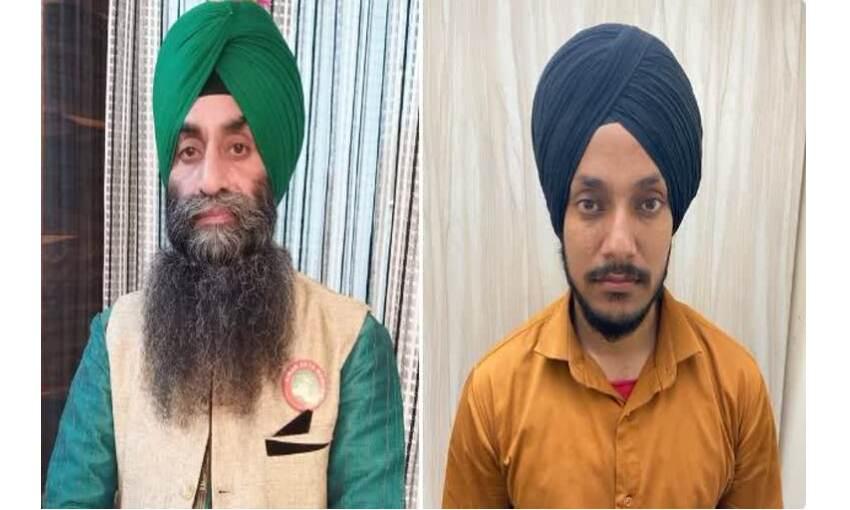 लालकिला हिंसा मामले में दो साजिशकर्ता जम्मू से गिरफ्तार